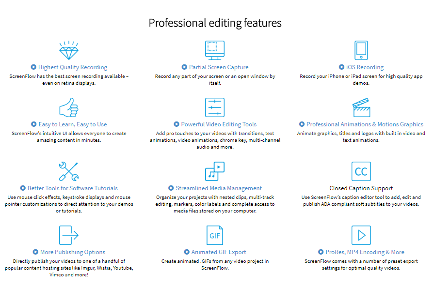 Best Video Editing Software For Screencast Purposes – Elearning ...