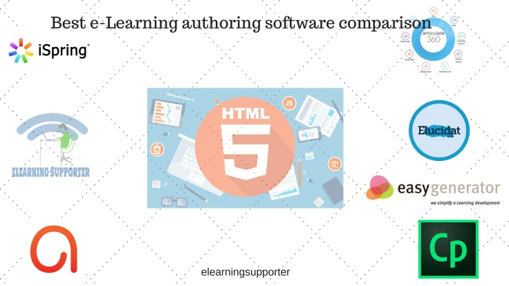 Comparison and Review of 6 best e-learning software