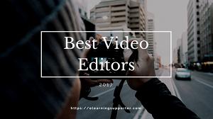 Best Video Editors
