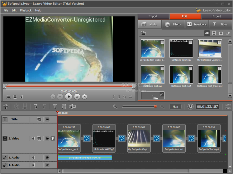 Leawo-Video-Editor
