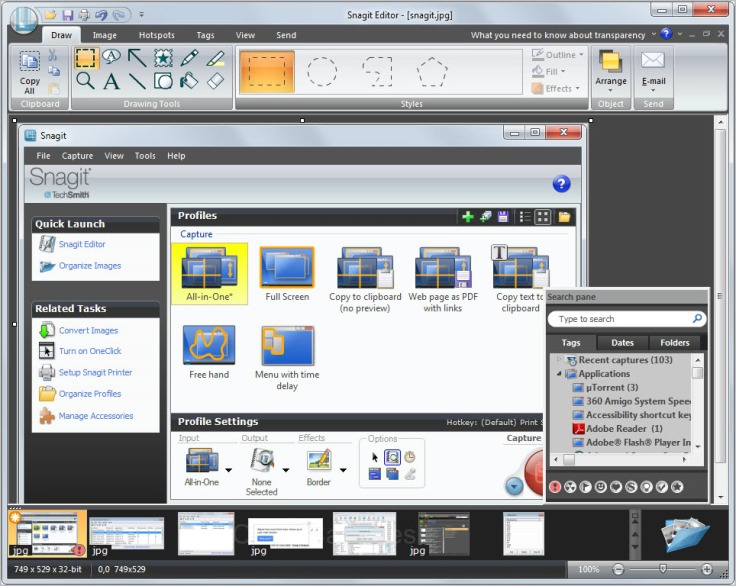 Snagit-screen-recorder