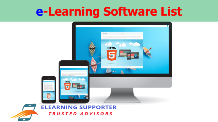 eLearning Software List