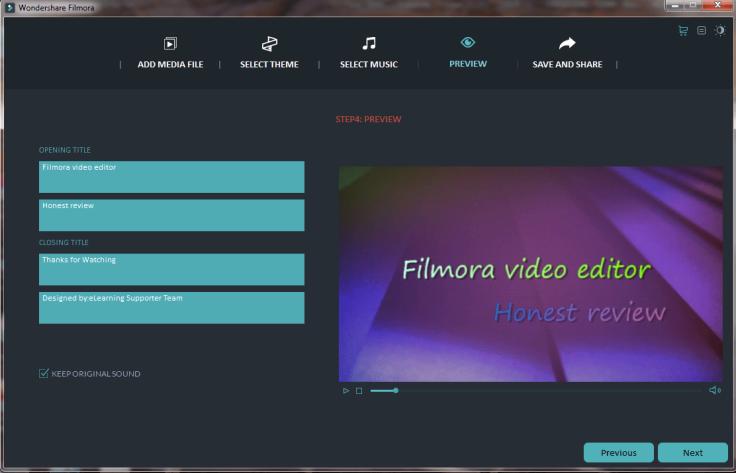 Filmora simple mode review-min