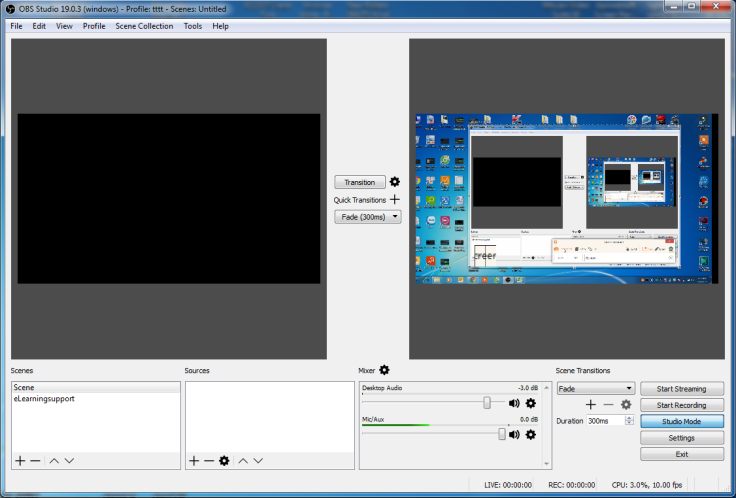 OBS Studio is powerful enough for recording any kind of high fps games.