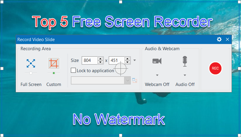 thundersoft free screen recorder