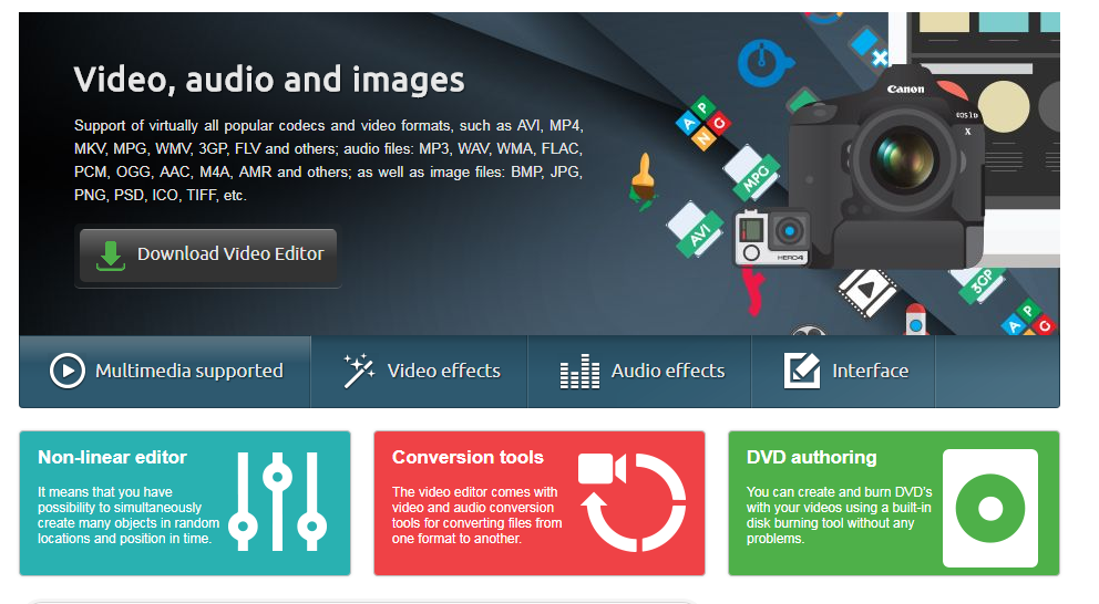 Vsdc video editor review and where to download elearning supporter vsdc ccuart Images