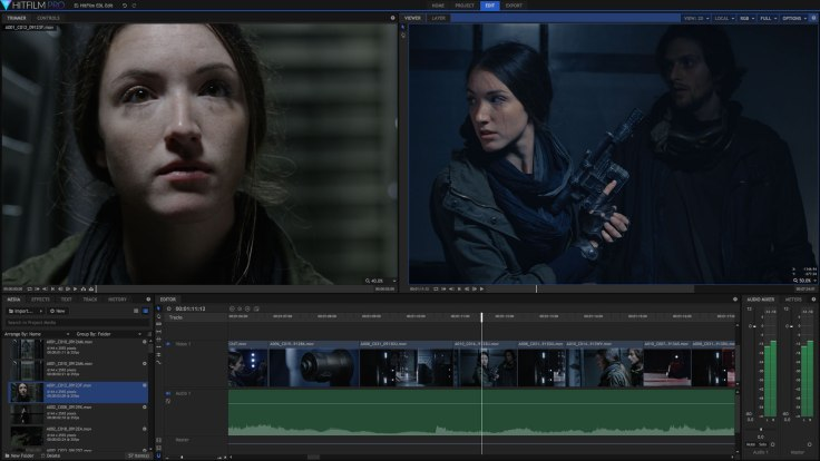 hitfilm express overview-editing-1