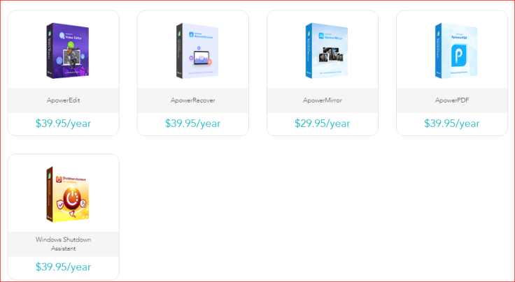 Apowersoft bundle2