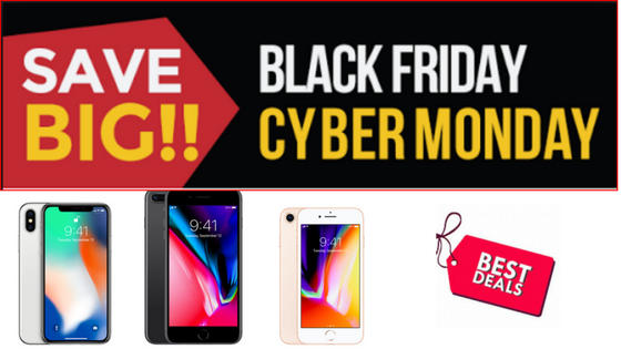 Best iPhone Cyber Monday 2017 Deals Amazon