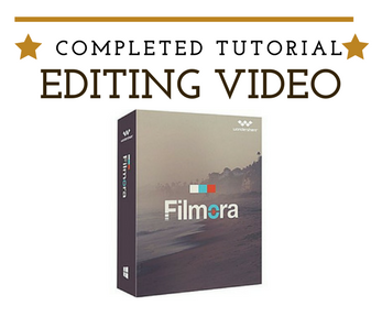 Filmora Video Editor Completed Tutorial – Elearning Supporter