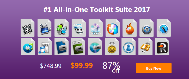 Gilisoft all in one toolkit 2017 black friday