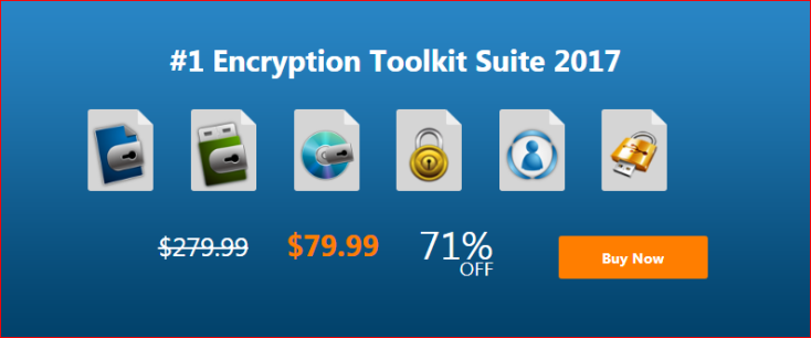 Gilisoft Encrytion Toolkit Suite 2017 Black friday