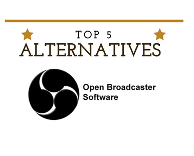 Top 5 Best Alternatives To OBS To Record High Quality Video