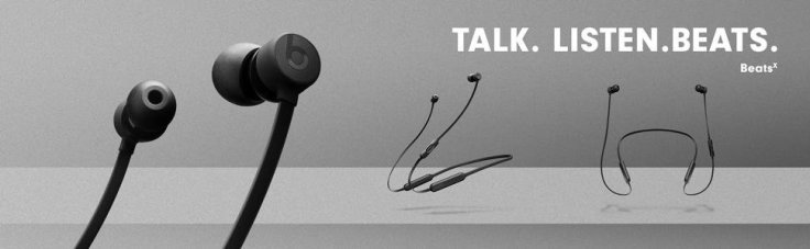 BeatsX wireless In-Ear Headphones