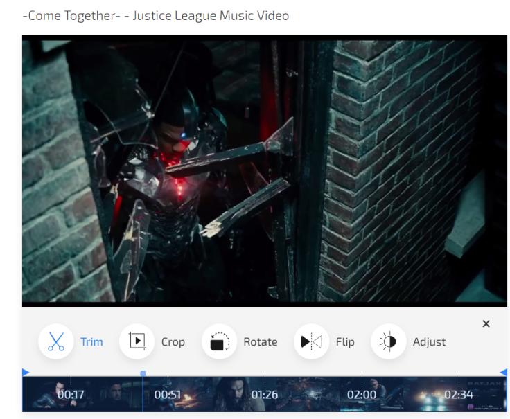 Clipcham Edit video