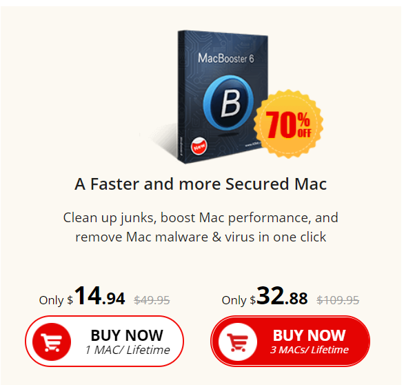 IObit Mac Booster