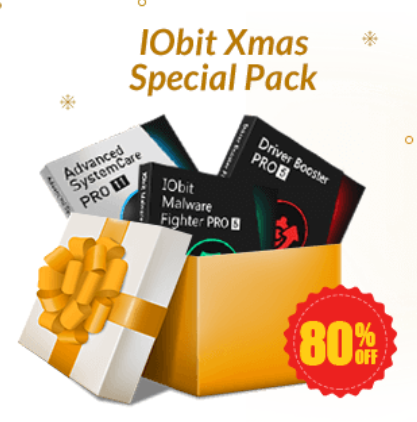 iobit xmas Special pack