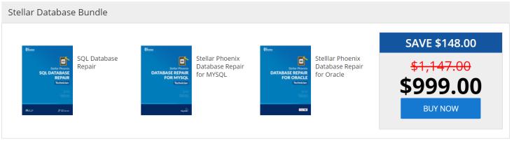 Stellar Database Bundle