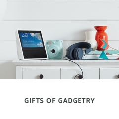 Gifts of Gadgetry