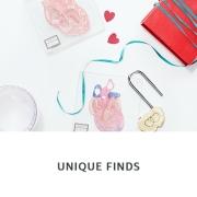 Unique finds