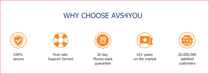 Why Choose AVS4YOU