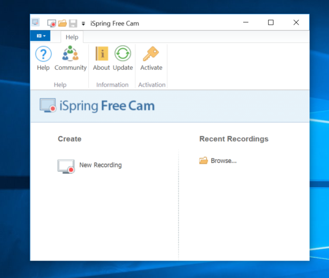 Ispring Free Cam Review