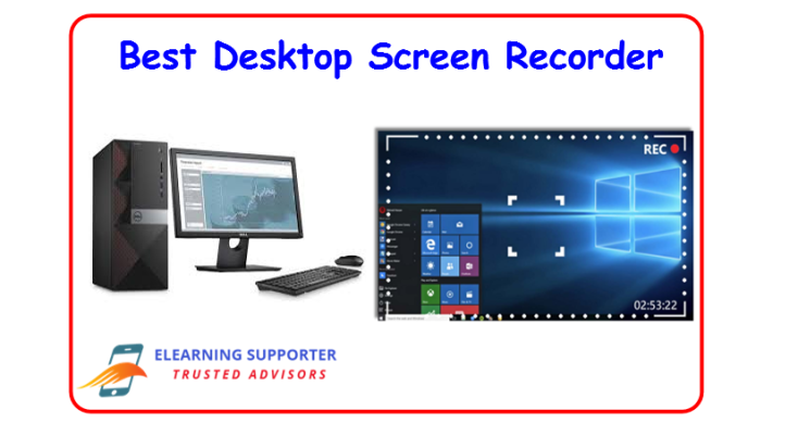 Best desktop free screen recorders