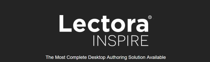 Lectora Inspire is a complete desktop authoring solution for professional elearning design!