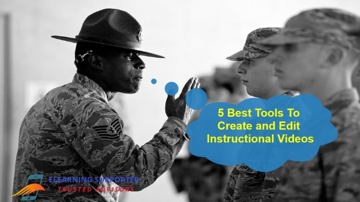 Top 5 Tools to create instructional videos