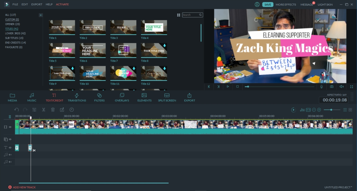 easiest video editing software for windows