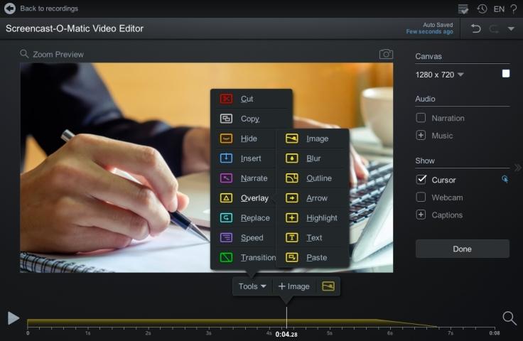 SOM Video Editor