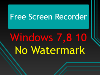 Free screen recorder – Elearning Supporter