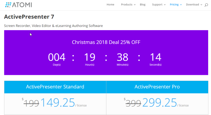 ActivePresenter Christmas discount 2018.png