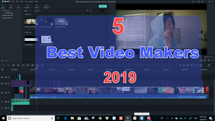 5 best video makers for Windows and Mac