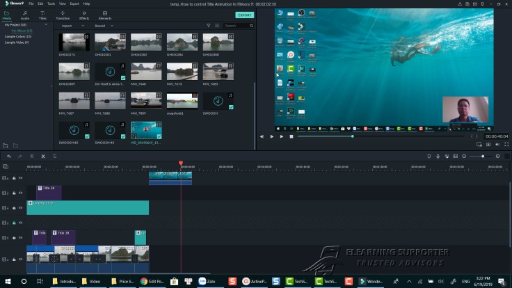 Filmora 9 Screen Recorder
