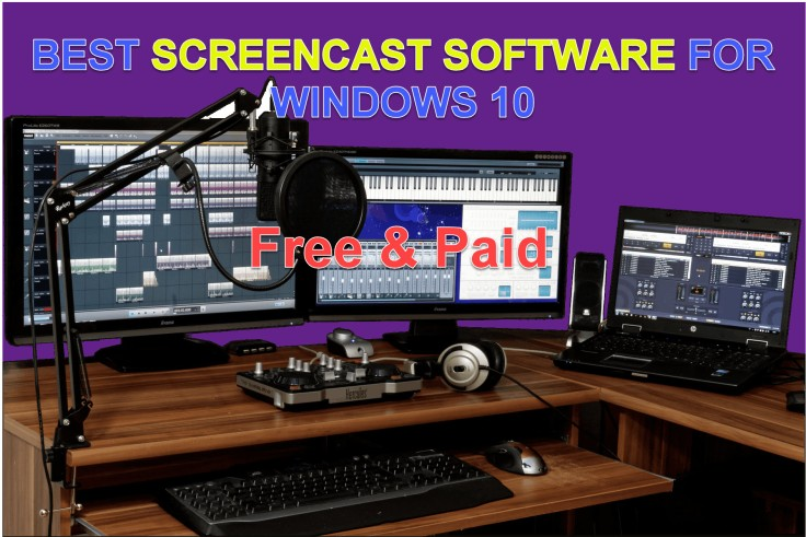 Best Screencast Software