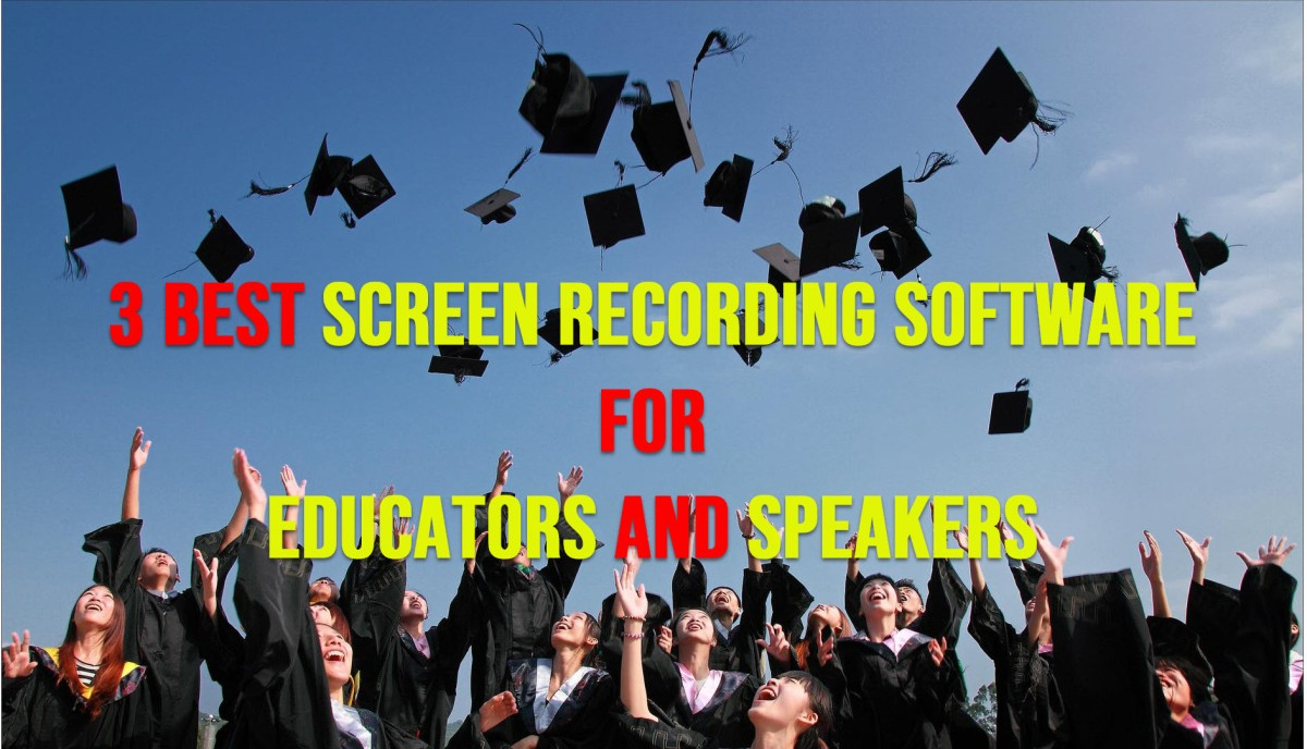 screen recording software for educators