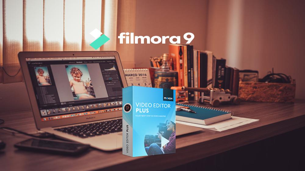filmora9 vs movavi video editor plus 2020